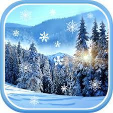 winter live wallpaper v1 0 8 ad free