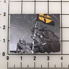 Home Decor Items Wu Tang Clan Iron Flag 4 Wide Vinyl Decal Sticker Bogo Medicareresources Org