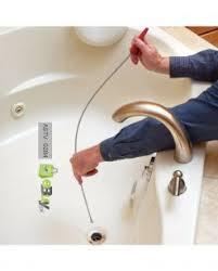 sink snake drain hair removal tool