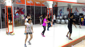 fbt fitness ladkrabang aerobic dance
