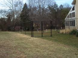 8 Foot Deer Fence With Double Gate Deer Fence Fence Design Fence