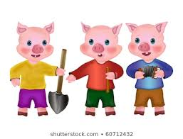 Three Little Pigs Images, Stock Photos & Vectors | Shutterstock