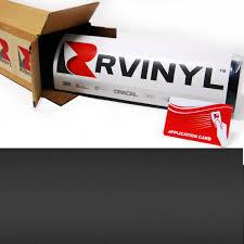 3m 1080 Dm12 Dead Matte Black Vinyl Vehicle Car Wrap Decal Film Sheet Roll Atv