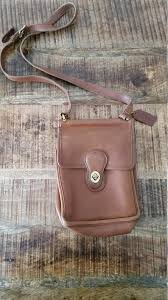 coach cross shoulder handbag