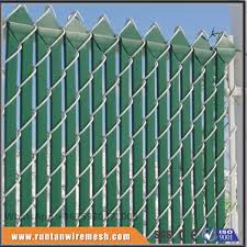 Pvc Slat For Chain Link Fence Pvc Slat For Chain Link Fence Suppliers And Manufacturers At Alibaba Com