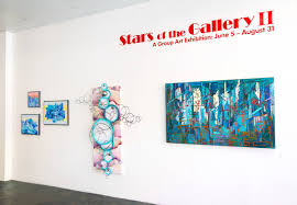 "Priscilla Fowler Fine Art is hosting the group show ""Stars of the Gallery  II."" (Priscilla Fowle … 