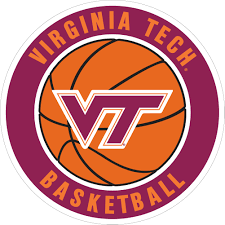 6 Virginia Tech Basketball Vinyl Decal Wesellspirit Com
