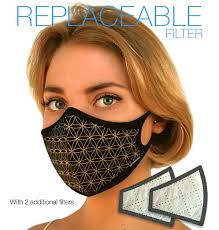 Air Pollution Mask 99.9% protection ...