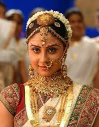 south indian bridal makeup styles