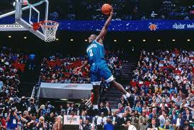 The SLAM Legend of the Week: First Ever Cover Star Larry Johnson