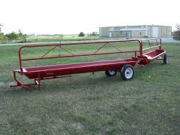 Feed Train 14 Foot Mobile Feed Bunk