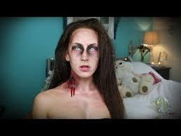 zombie makeup tutorial