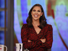 Abby Huntsman is leaving 'The View' to work on father's campaign - Los  Angeles Times