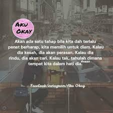 pin by phea on malay quote instagram story quotes feelings