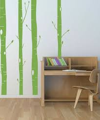 Sissy Little Lime Green Aspen Trees Wall Decal Set Best Price And Reviews Zulily