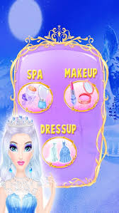 ice queen makeover frozen salon s