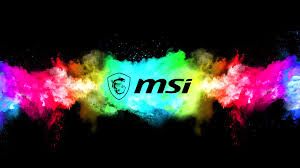 msi cloud rgb live wallpaper desktophut