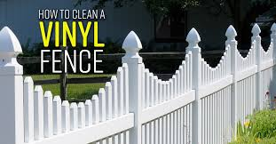 How To Clean A Vinyl Fence Simple Green