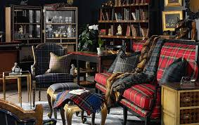 plaid furniture kathy kuo home