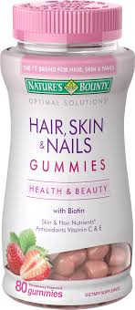 how t affects skin hair and nails