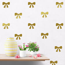 36pcs Set Large Bow Wall Stickers For Kids Room Princess Girl Bedroom Baby Nurdery Wall Art Decal Vinilos Parede Mural A697 Sticker For Kids Room Wall Stickers For Kidswall Sticker Aliexpress