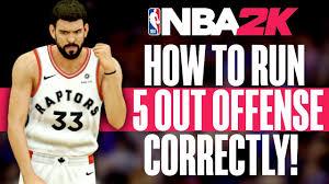 NBA 2K TIPS - HOW TO RUN