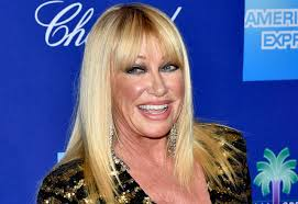 73 year old suzanne somers posts