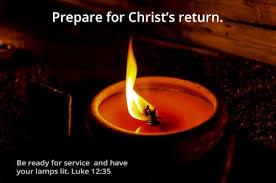Prepare for Christ's Return | NeverThirsty