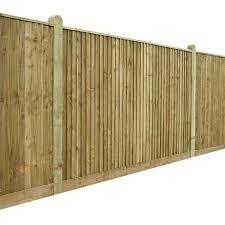 Closeboard Fencing With Capping Closeboard Tate Fencing