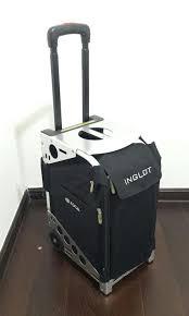 exclusive inglot makeup artist travel