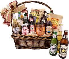 beers around the world gift basket