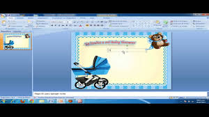 Tips Para Hacer Invitaciones En Powerpoint Youtube