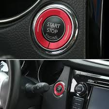 20pcs Decoration Engine Start Stop Switch Button Start Ring Cover Styling Sticker Fit For Nissan Qashqai Nismo 15 For Nissan Stickers Coversticker Nissan Aliexpress