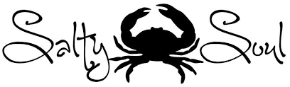 Salty Crab Vinyl Decal Salty Soul