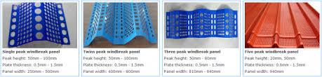 China Windbreaker Mesh Fence Wind Break Mesh Fencing