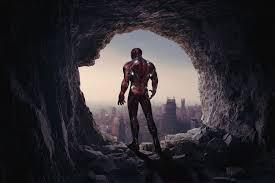 iron man cave 4k wallpaper hd s
