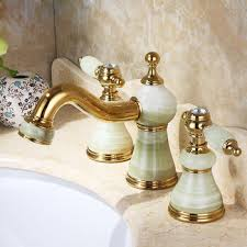 brass bathroom faucets polished