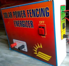 Solar Power Fencing Energizer With Alarm 0 2a Rs 6000 Number Sai Solar Power Id 14523832688