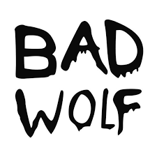 Doctor Who Inspired Bad Wolf Vinyl Decal Whovian Macbook Etsy