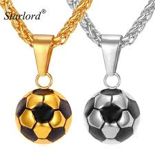 ecklace ball starlord football soccer