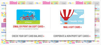 gift cards jcpenney