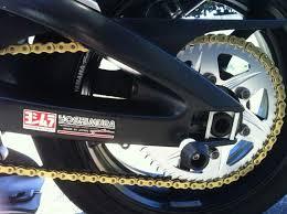 Vortex Sprocket W Gold Rk Chain Suzuki Gsxr My Ride Suzuki