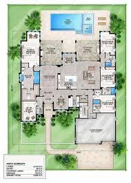 florida mediterranean style house plans