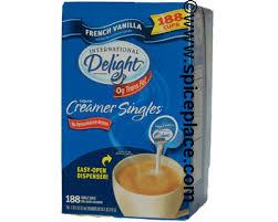 french vanilla flavor liquid creamers