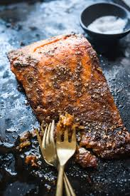 Za'atar Baked Salmon — Gather a Table