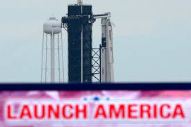 SpaceX ready to launch NASA astronauts ...