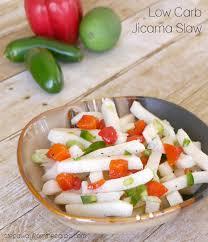 low carb jicama slaw step away from