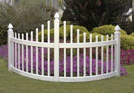Round Accent Fence Corner Totally In This Would Work Perfectly At The Corner Of The Property Fence Landscaping Landscaping Entrance Garden Gate Design