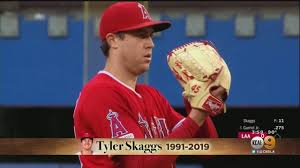 Angels Pitcher Tyler Skaggs Dead At 27 ...