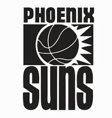 Phoenix Suns Nba Basketball Vinyl Die Cut Car Decal Sticker Free Shipping Ebay